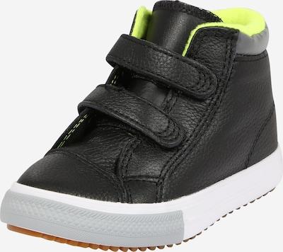CONVERSE Schuhe 'CTAS' in gelb / schwarz, Produktansicht