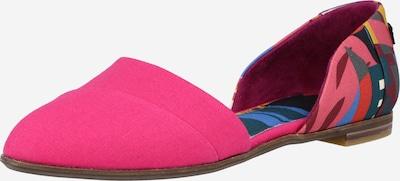 TOMS Ballerina 'JUTTI' in mischfarben / pink, Item view