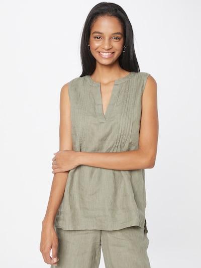 Bluză s.Oliver pe verde pastel, Vizualizare model