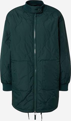 Volcom Overgangsjakke 'MADLYNER' i grønn