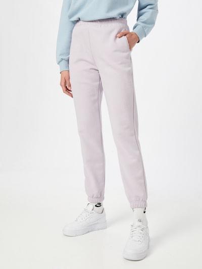 Pantaloni Gina Tricot di colore lilla chiaro, Visualizzazione modelli