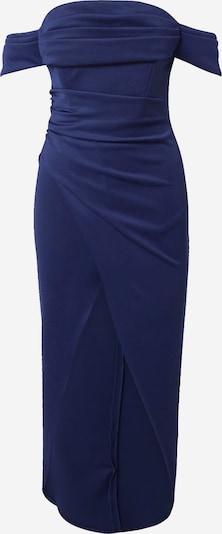 TFNC Robe de soirée 'GRACE' en bleu marine, Vue avec produit