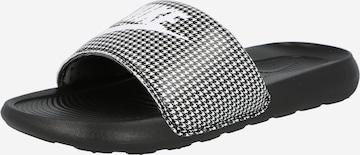 Nike Sportswear Beach & Pool Shoes 'Victori One' in Black