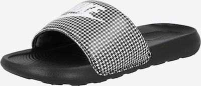 Nike Sportswear Beach & Pool Shoes 'Victori One' in Black / White, Item view
