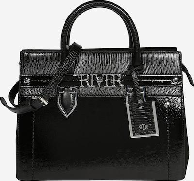 River Island Ročna torbica | črna barva, Prikaz izdelka