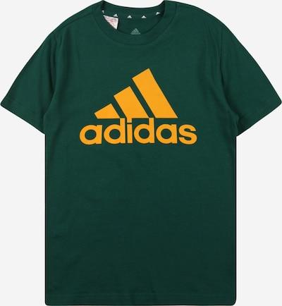 ADIDAS PERFORMANCE Functioneel shirt in de kleur Safraan / Spar, Productweergave