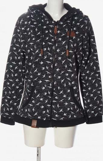 mister*lady Kapuzensweatshirt in XL in hellgrau, Produktansicht