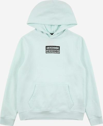 Abercrombie & Fitch Sweatshirt in mint / black, Item view
