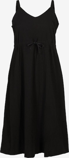 Zizzi Kleid 'Jeasy' in schwarz, Produktansicht