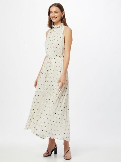 IVY & OAK Kleid 'DAPHNE' in beige / schwarz, Modelansicht