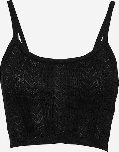 Cotton On Top 'PARTNERS IN POINTELLE CAMI' in schwarz, Produktansicht