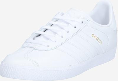 ADIDAS ORIGINALS Sneaker 'GAZELLE J' in weiß, Produktansicht