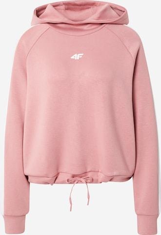 4FSportska sweater majica - roza boja