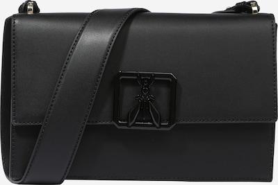 Rankinė su ilgu dirželiu iš PATRIZIA PEPE , spalva - juoda, Prekių apžvalga