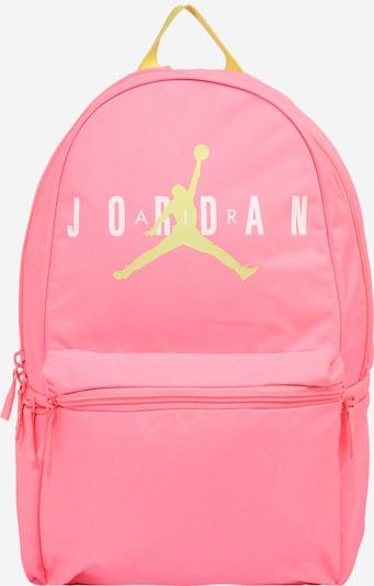Zaino 'JAN' Jordan di colore limone / rosa chiaro / bianco, Visualizzazione prodotti