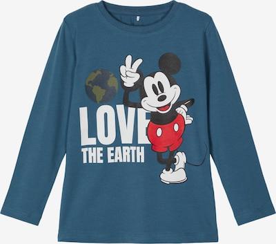 NAME IT Shirt in de kleur Duifblauw / Gemengde kleuren, Productweergave