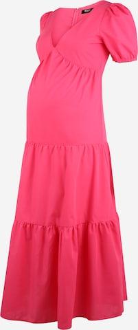 Missguided Maternity Sukienka w kolorze różowy