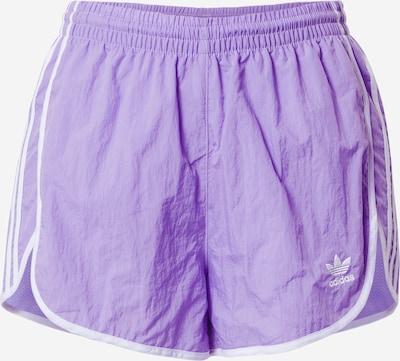 ADIDAS ORIGINALS Shorts in helllila / weiß, Produktansicht