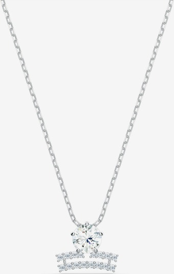 Swarovski Halsband 'LIBRA' i silver, Produktvy